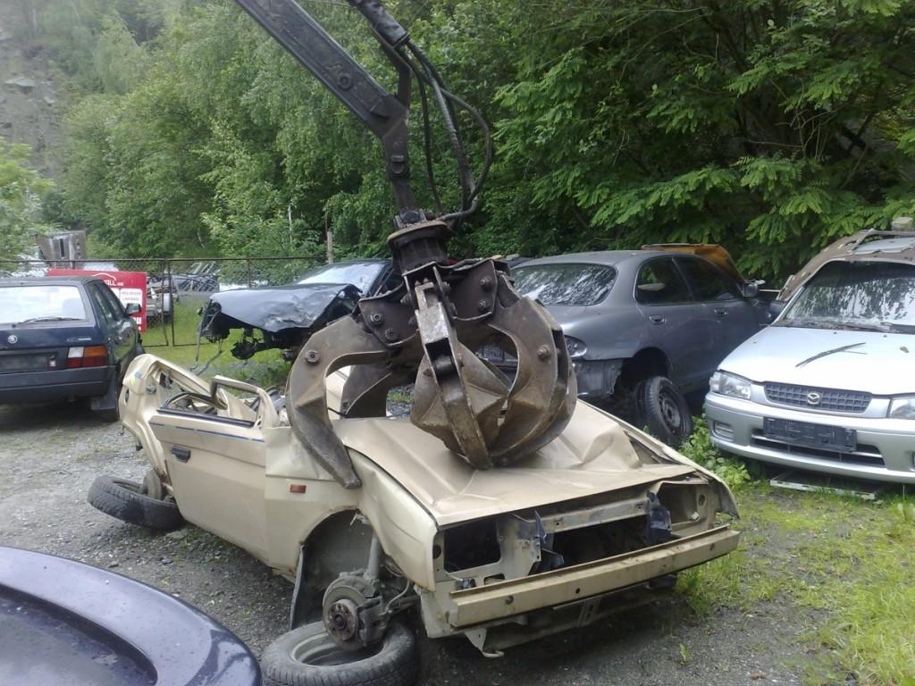 Autovrak.eu - autovrakoviště všech vozidel