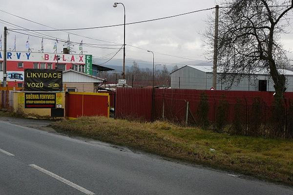 Autovrakoviště Autovraky Fenyvesi