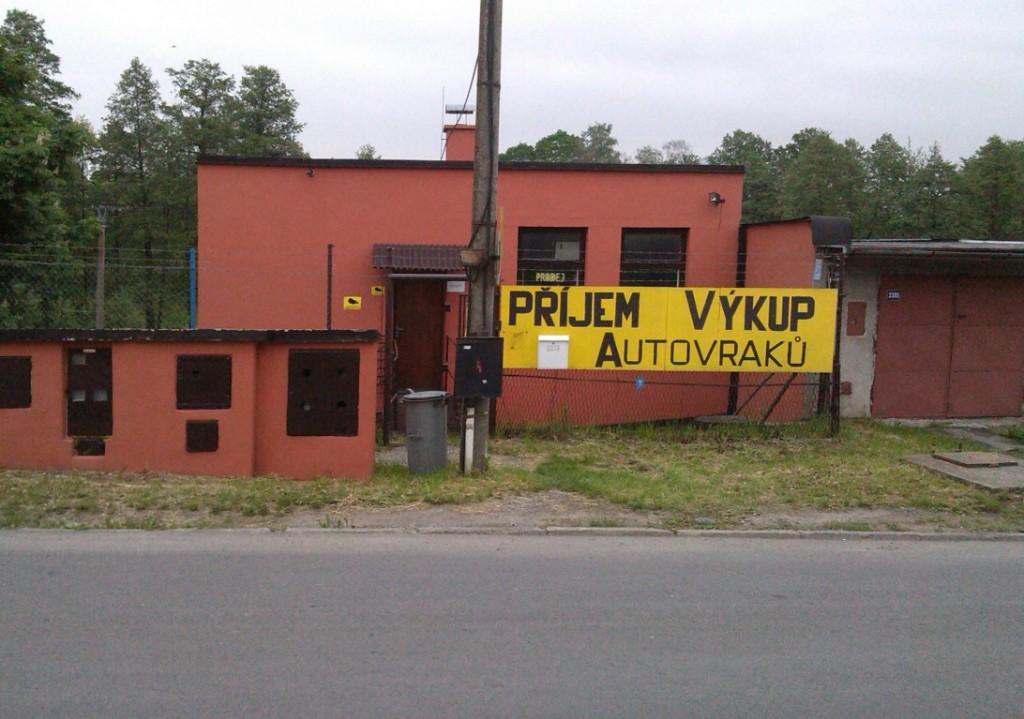 Autovrakoviště Dáša Koláčková