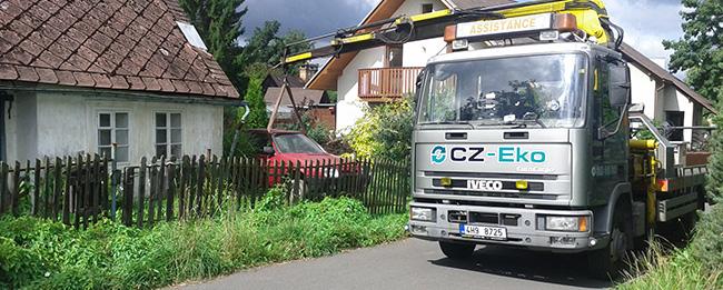 CZ-Eko – Ekologická likvidace vozidel