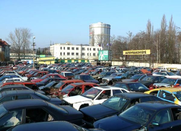 Autovrakoviště AUTO KŘENEK, s.r.o.