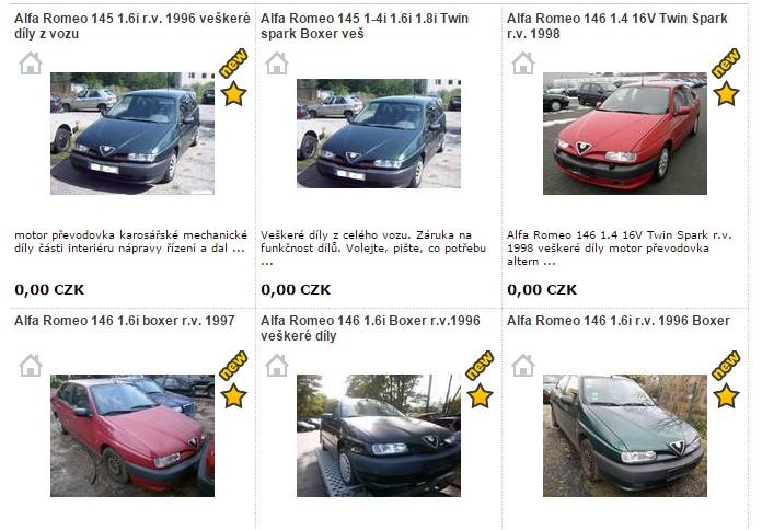 Autovrakoviště CARS WRECK, s.r.o.