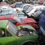 Autovrakoviště – Horka nad Moravou