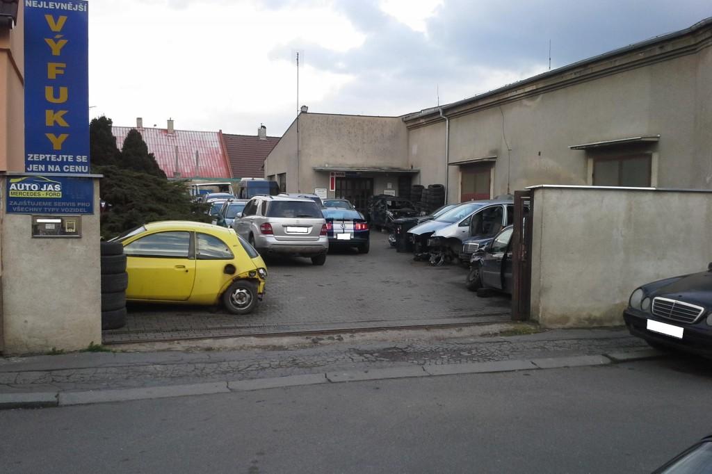 Auto Jas