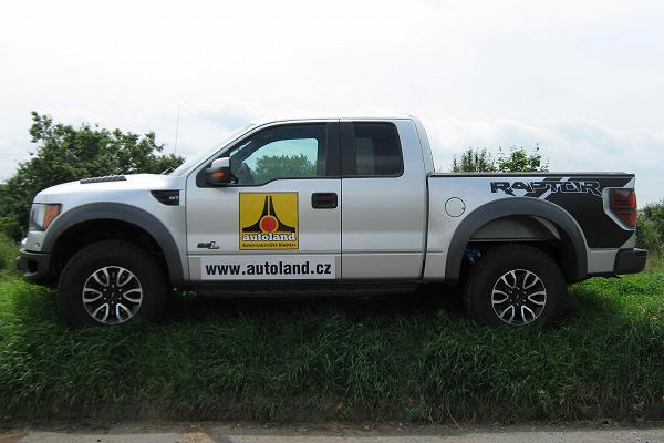 Autoland - Autovrakoviště Sluštice