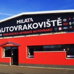 Autovrakoviště MILATA – Dobrá u Frýdku-Místku