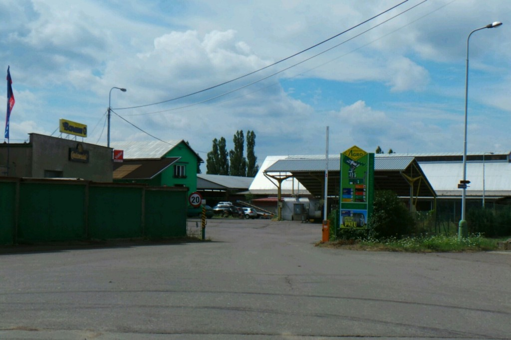 Ekologická likvidace Agro Žamberk