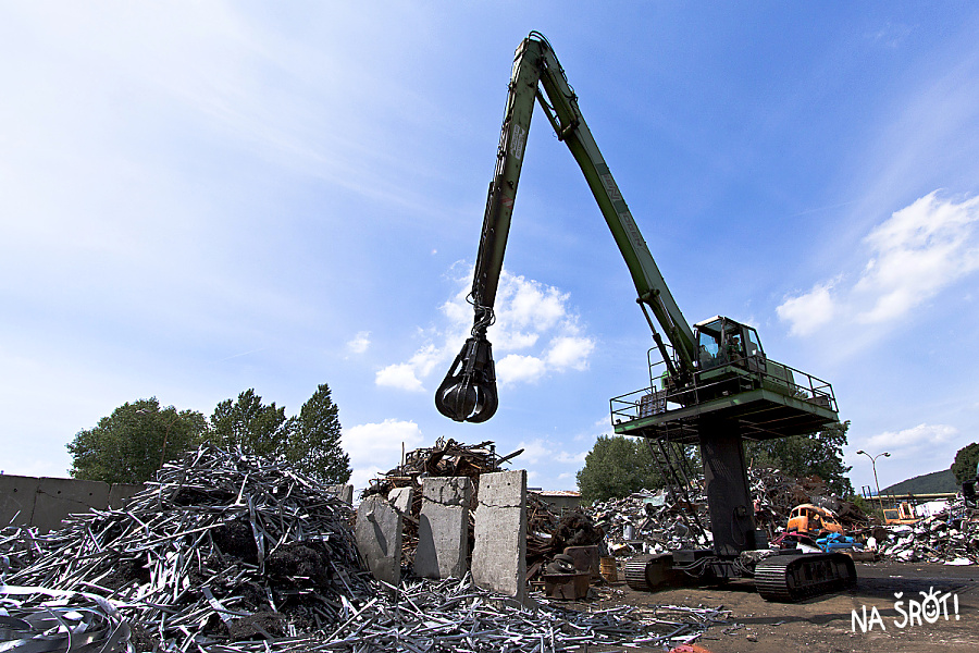 Vrakoviště Metallplast - Recykling, spol. s r.o Ústí nad Labem