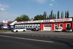 Autodíly Auto Anděl, s.r.o.  Ústí nad Labem